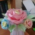 Мастер-класс «Роза из бумаги в технике оригами»