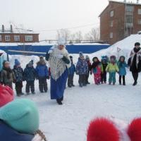 Фотоотчет и сценарий праздника «Широкая Масленица» (старшая, подготовительная группы)