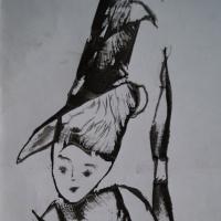 «Разбуди в ребёнке волшебника!» Мастер-класс по рисованию в технике ниткографии