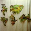 Оформление группы «Животный мир планеты»
