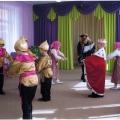 Музыкально-литературный праздник «Путешествие в Лукоморье» для дошкольников