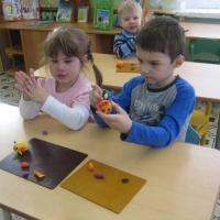 Фотоотчет о неделе знакомства с творчеством В. Сутеева в детском саду