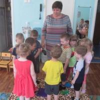 Интегрированное итоговое занятие в младшей группе «Сказка для Ёжика»