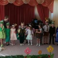 Сценарий музыкально-театрализованного представления «Дюймовочка»