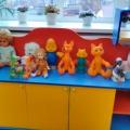 Проект «Мои любимые игрушки»
