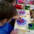 Опыт работы по теме: «Использование нетрадиционных техник рисования в коррекционно— развивающей работе с детьми»