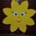 Мастер-класс «Солнышко лучистое»