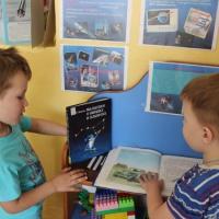 Фотоотчет о мероприятиях в рамках недели «Вперед, к звездам!» к Дню космонавтики