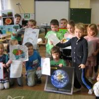 Организация экологической деятельности дошкольников-одно из условий формирования ответственного отношения к жизни и здоровью