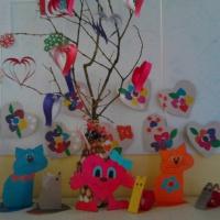 Фотоотчет «Валентинки для друзей». Выставка ко Дню святого Валентина