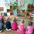 Конспект НОД в первой младшей группе по познавательному развитию «Фикус»