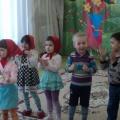 Наша жизнь в детском саду