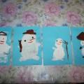 Рисование снеговика во второй младшей группе