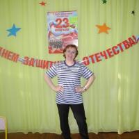 Фотоотчет спортивно-развлекательного мероприятия ко Дню защитника Отечества в детском саду