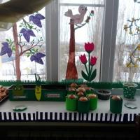 Экологическое занятие «Огородик, огород»