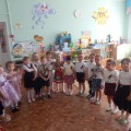 Фотоотчет «Праздник в младшей группе «День Победы»