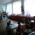 Конспект НОД по рисованию ватными палочками во второй младшей группе «Падает, падает снежок»