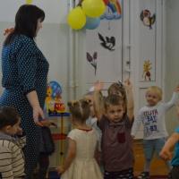 Фотоотчет о развлечении «День защиты детей»