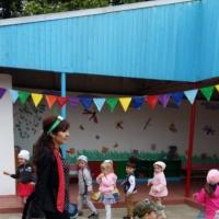 Конспект НОД по математическому и сенсорному развитию во второй младшей группе «День рождение Мухи-Цокотухи»