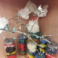 Коллективная работа «Дети— цветы жизни»