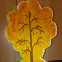 Мастер-класс «Чудо-дерево» для изучения времен года