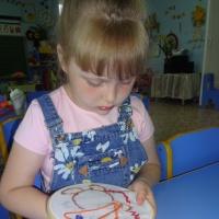 Рабочая программа для детей старшего дошкольного возраста «Волшебная иголочка»