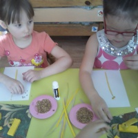Проектная деятельность с воспитанниками средней группы по теме «Хлебушек— душистый».