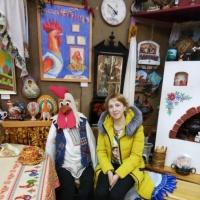 Фотоочерк «Музей петуха в Петушках»