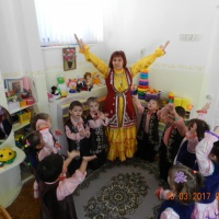Конспект интегрированной ОДД по ознакомлению с национальной культурой башкирского народа (вторая младшая группа)