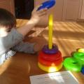 Мастер-класс по лепке из пластилина «Моя первая игрушка». Групповая работа (фотоотчёт)