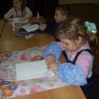 Детский мастер-класс объёмной поделки «Забавный снеговик» с детьми 5–6 лет