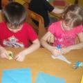 Весеннее настроение! Детские поделки «Разноцветные птицы из бумаги»