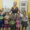 Фотоотчет об интегрированной деятельности «Часы своими руками» для детей 5–7 лет