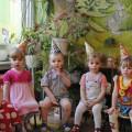 Развлечение «День смеха» в первой младшей группе (фотоотчет)