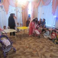 Мероприятие «Пижамная вечеринка» в подготовительной группе