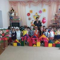 Фотоотчет о празднике в ДОУ «День Доброты»