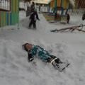 Фотоотчёт «Зимняя прогулка, или C первым снегом!»