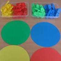 Игры с прищепками в детском саду