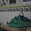Оформление фойе к Восьмому марта «Лесная полянка»