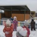 Фотоотчет «Радости настоящей зимы!»