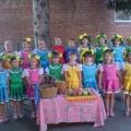 Развлечение «Яблочный спас на Кубани»