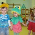 Влияние сказок на развитие связной речи детей