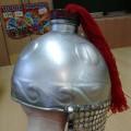 Шлем для костюма богатырей к 23 февраля или 9 мая