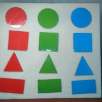 Дидактическое пособие «Фланелеграф» своими руками для детей 2–3 лет