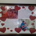 Творческая работа «О папе с любовью»