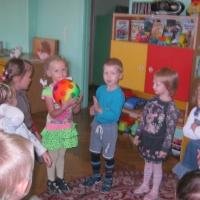 Фоторепортаж «Как мы встречали малышей в группе 1 сентября».
