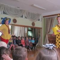 Акция МЧС Республики Беларусь «В центре внимания— дети!» в детском саду