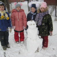 Конспект развлечения в средней группе «Уроки Зимушки-зимы»