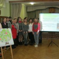 Фотоотчет о районном методическом объединении воспитателей первых младших групп