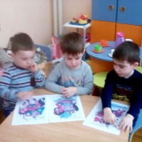 Фотоотчет о проекте в младшей группе «Богатыри земли русской»